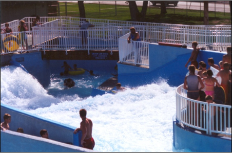 Flow Rider Attraction