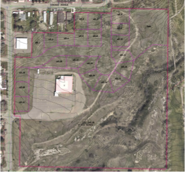Copper Basin Subdivision, Black Eagle