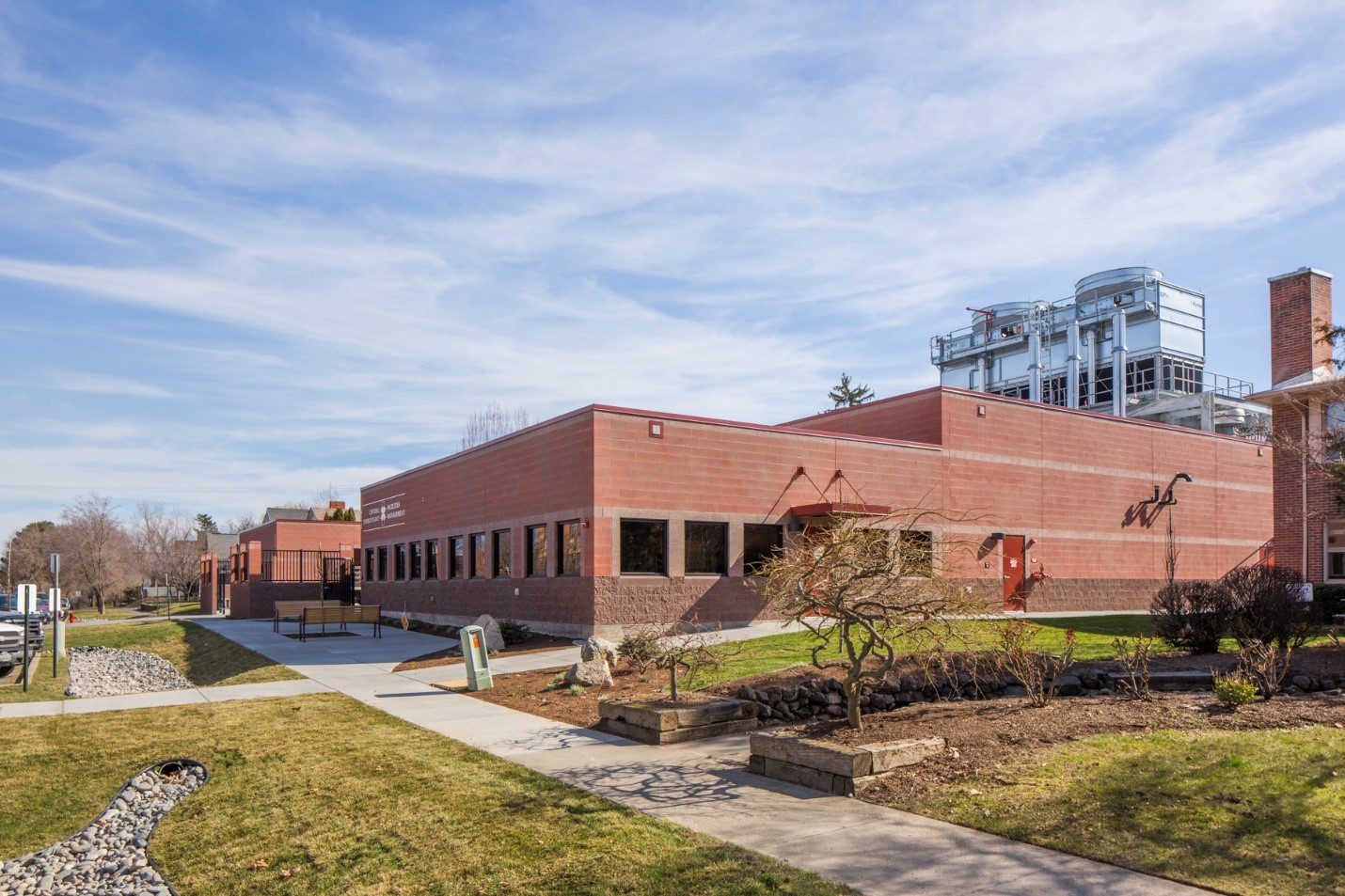 St. Joseph Regional Medical Center- Central Energy Plant