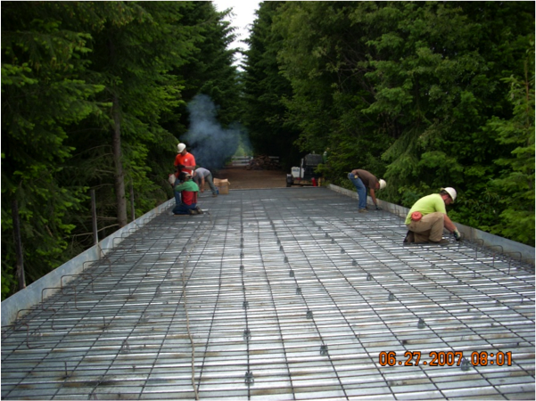 Cabin Creek Bridge Improvements