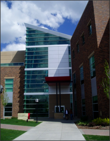 Computing & Engineering Building, Eastern Washington University