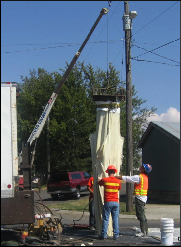 Town of Farmington Lift Station and Manhole Rehabilitation Project