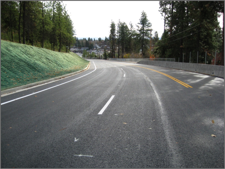 Five Mile Road Improvements