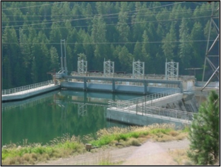 Avista Utilities Little Falls Dam Headgates Evaluation