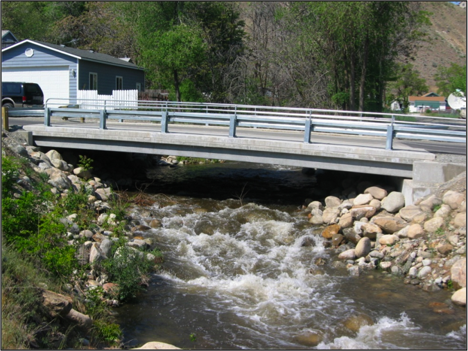 Salmon Creek – Mill Street Bridge Replacement