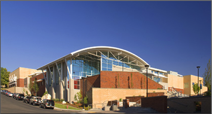 Student Recreation Center, Eastern Washington University