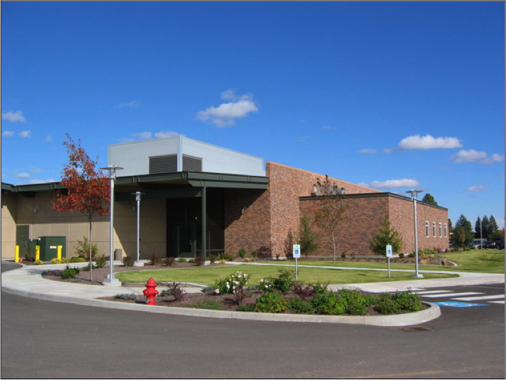 Washington State Patrol Crime Lab, Eastern Washington University