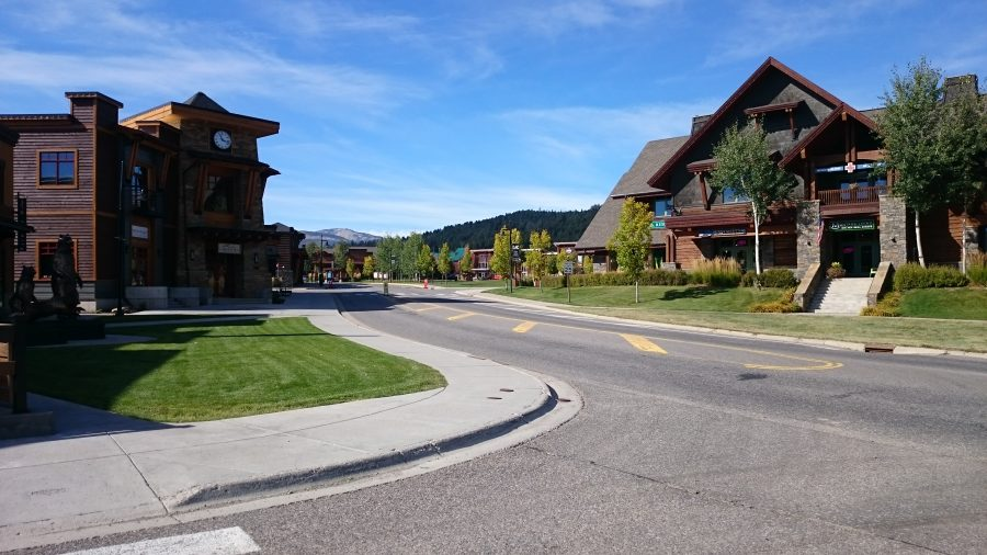 Big Sky Town Center Residential Amp Commercial Complex