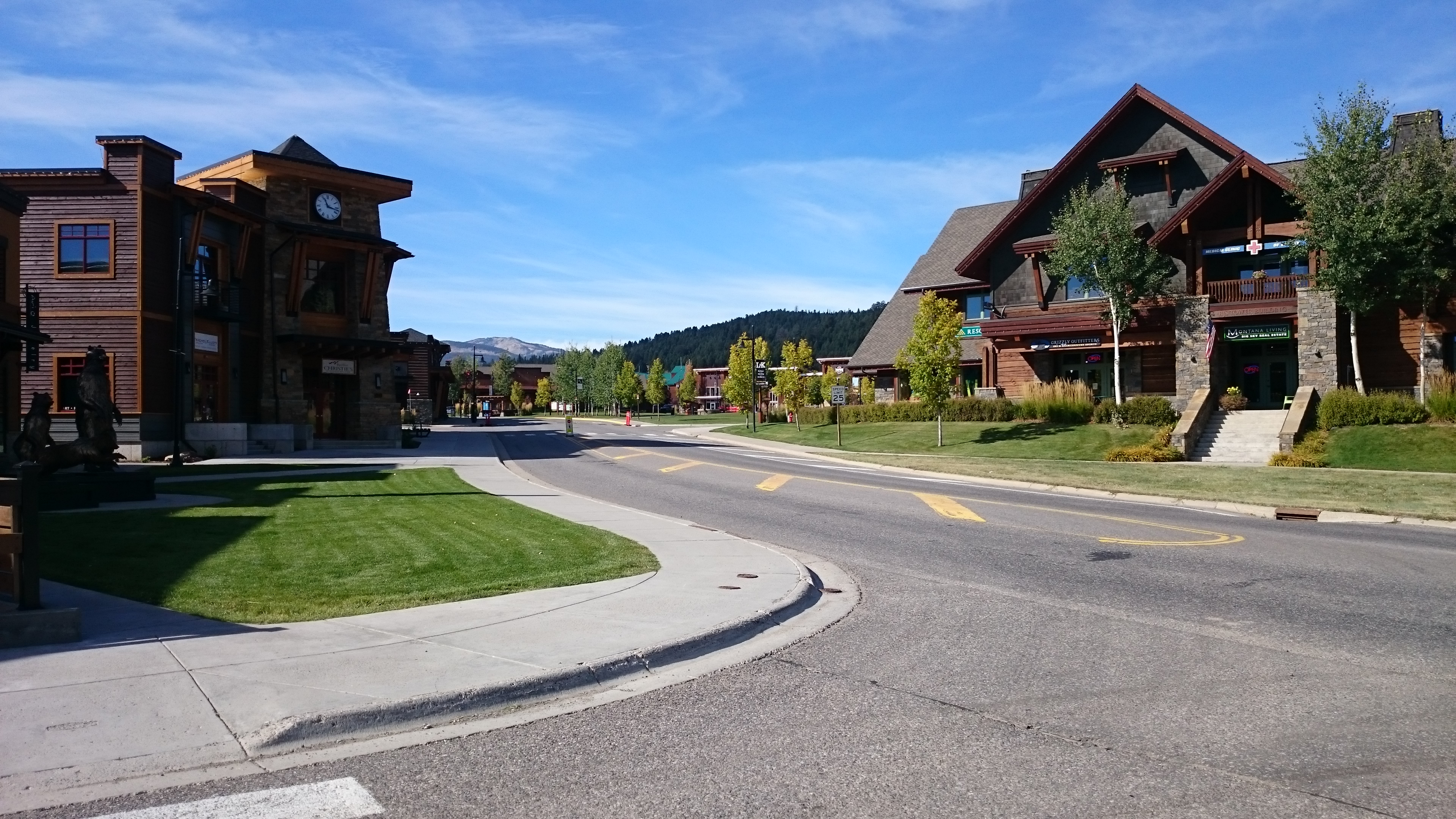 Big Sky Town Center Residential & Commercial Complex