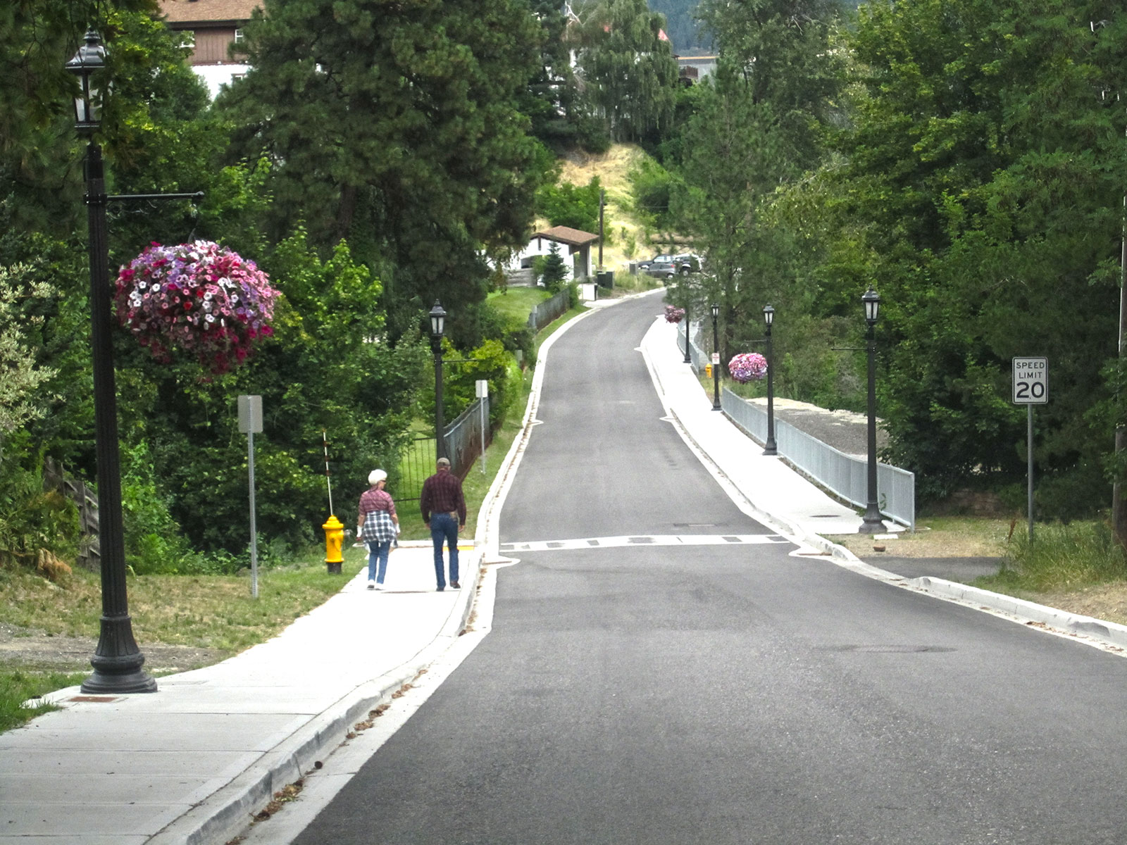 City of Leavenworth Commercial Street Improvements
