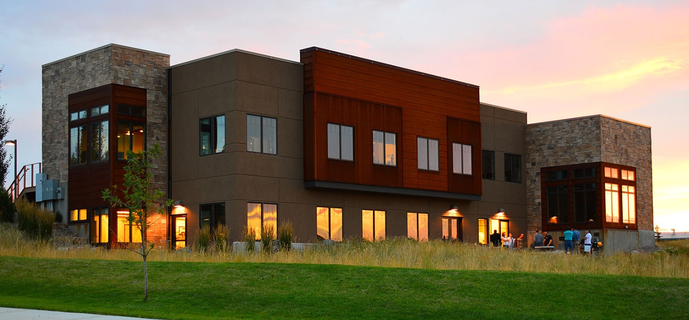 TDH Corporate Office Building in Great Falls
