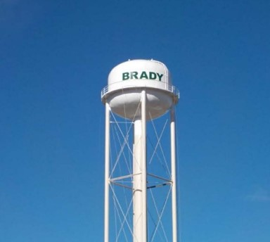 Brady Water 2