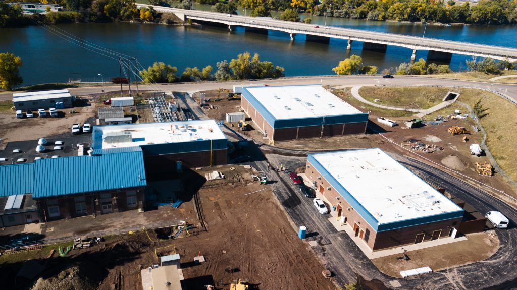 City of GF Water Treatment Plant 1