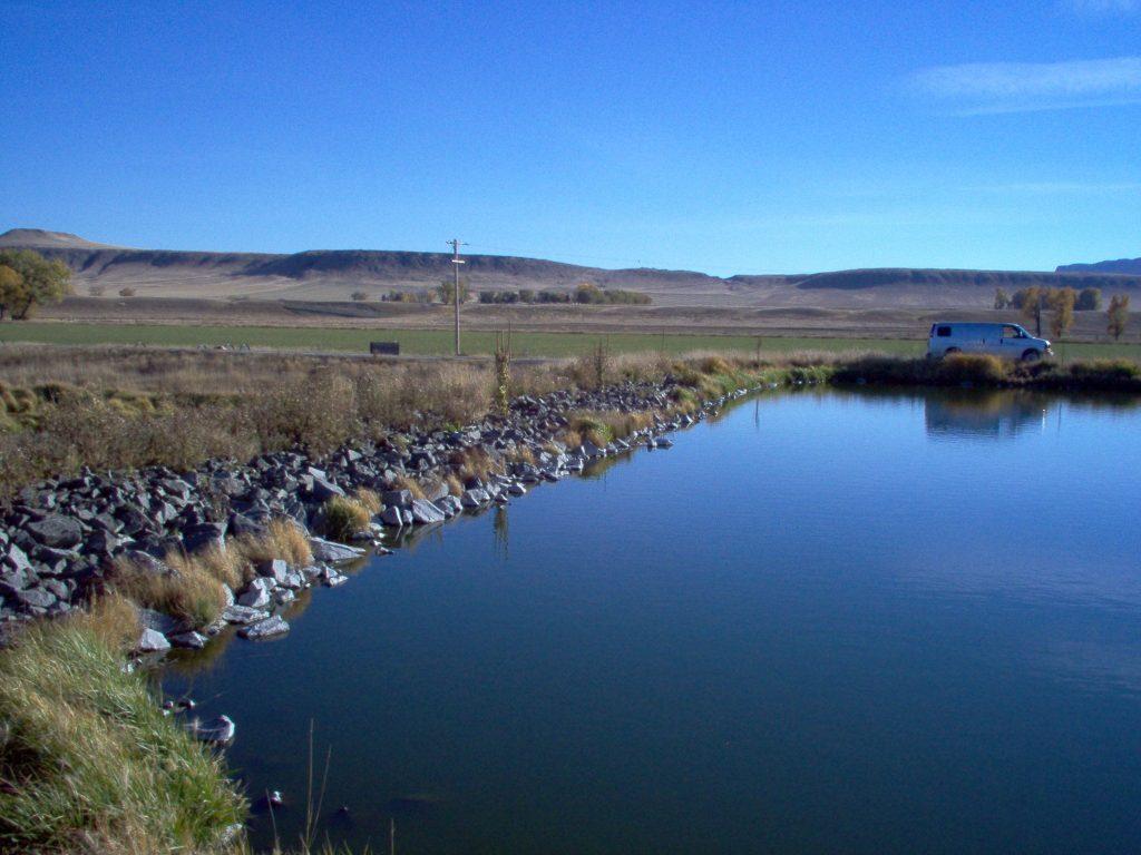 Simms Wastewater Improvements